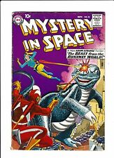 Mystery In Space No.55  : 1959 :   : Grey Tone Cover! :