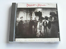 Deacon Blue - When The World Knows Your Name ( CD Album )  Used very good
