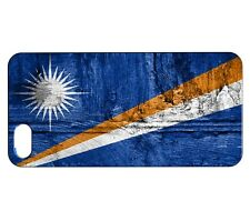 Coque iPhone SE Drapeau ILES MARSHALL 07