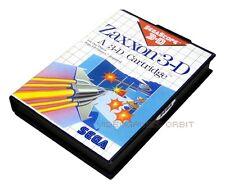 ZAXXON 3D für Sega Master System SMS in neuwertigem Zustand