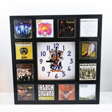 Black Crowes Rock Band Wall Clock