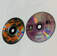 Sony Playstation PS1 Interactive Demo Sampler CD Disc Vol 9 1998 + Disc 52 Lot