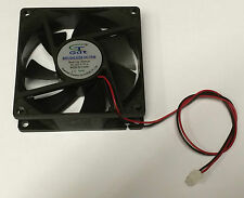 Fan 80mm x 80mm x 25mm DC 24V Cooling Disco Lighting PC