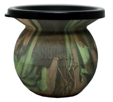 (1) The Mud Jug - Camouflage Spittoon Cuspidor Discrete Smokeless Chew Disposal
