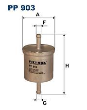 Kraftstofffilter - Filtron PP903