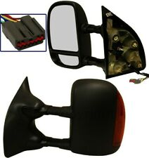 Mirror KOOL-VUE Towing Driver Side View Right 03-07 Ford Super Duty F250 F350 PH