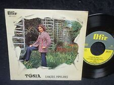 "Tonia ""Cancoes Populares"" 45 EP Portugal Import"
