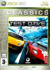 TEST DRIVE UNLIMITED           -----   pour X-BOX 360  // EC