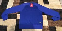 New! Nike FC Club Soccer Crewneck Sweatshirt Sz.S Retro Supreme Air Tech Fleece