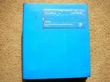 BMW 5 SERIES,E12 525,528,528i BODY & CHASSIS 1972-1978 FACTORY WORKSHOP MANUAL