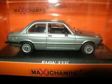 1:43 Maxichamps BMW 323i 1975 light blue/hellblau Nr. 9400254742 in OVP