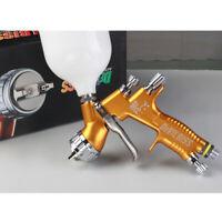 DEVILBISS Gti Pro TE20 LITE Air Spray Gun Paint Gravity Feed High Efficiency