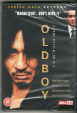 Oldboy (Tartan DVD, 2006) new/sealed
