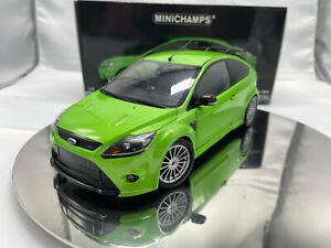 1/18 Ford Focus RS 2010 Minichamps 100 080001