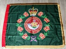 The Rhodesian Light Infantry Regimental colours flag