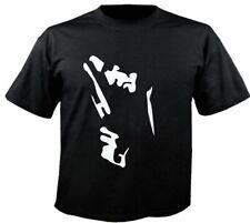 Motiv Fun T-Shirt Antonio Banderas Künstler Promi Idole Vorbild Motiv Nr. 3598