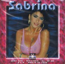 Sabrina - Boys - CD Album NEU - Like a Yoyo - My Chico - Doctor's Orders
