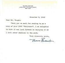First Lady Of The World Eleanor Roosevelt Thanks Knighted Editor