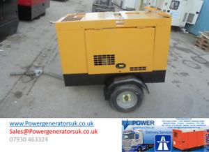 2010 15mv Kubota Diesel Generator & Welder