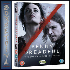PENNY DREADFUL - COMPLETE SEASON 2 **BRAND NEW DVD*