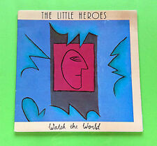 The Little Heroes ‎– Watch The World LP