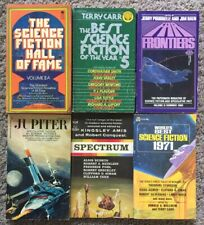 6 Science Fiction Anthology Pb