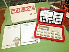 Schlage Mini Keying Kit Pn 40 134 Open