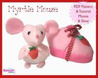 Sewing Kit Vintage Mouse 8,5 Inch