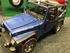 Tin Plate Jeep Rubicon Used Stunning