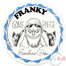 Coaster Franky One Piece Shueisha Natsukomi 2011 Not For Sale Eiichiro Oda VGC