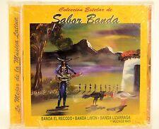 FREE SHIP Sabor Banda by Various Artists (CD, Nov-1999, BCI Music (Brentwood