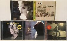 Mary Chapin Carpenter Lot Of 5 CDs