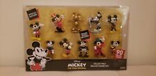 Disney Mickey Mouse Memories Collectible Deluxe Figure Set 90 Years of Magic