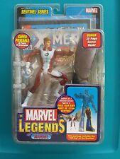 Marvel Legends Angel Red Costume Action Figure Toy Biz BAF Sentinel Series