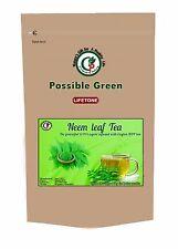 Tropical Neem leaf Tea,Pure Herb,Organic,Detox,20 Tea Bags,40g