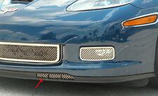 C6 Corvette Z06 / Grand Sport / ZR1 2006-2013 Laser Mesh Air Dam Grille