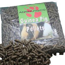 Aninutrico guinea pig food pellets 2mm or 6mm scientific diet feed pellets
