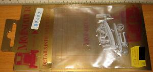 Mo-Miniatur 87402 Sortiment mit 3 Maschinen Weissmetall-Bausatz HO Neu in OVP !