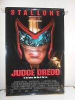 Judge Dredd (1995) Original Double Sided Movie Poster Sylvester Stallone 27x40