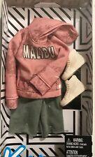 New Barbie Fashionistas Ken Doll Fashion Clothing Shoes Outfit Malibu Hoodie