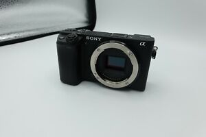 Sony Alpha a6400 Mirrorless Camera Body Only