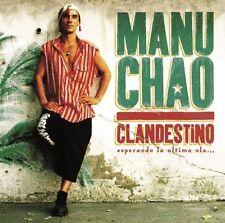 "Manu Chao - Clandestino, 2x 12"" VINYL LP + CD Gatefold Cover NEU + OVP!"