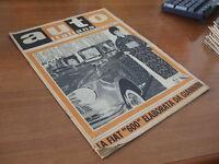 AUTO ITALIANA n. 47 del 1962 IL SALONE DI TOKIO