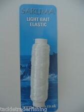 SAKUMA LIGHT BAIT ELASTIC FOR SOFT BAITS - SEA FISHING