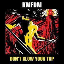 KMFDM Don't blow your Top CD 2006