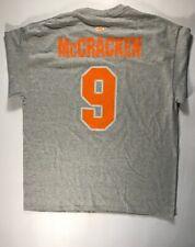 SlapShot Movie Syracuse Bulldogs #9 McCracken T-Shirt Size XL New