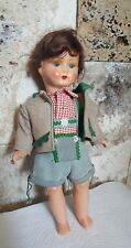 "Vintage 13"" Doll. Stamped Germany Us Zone"