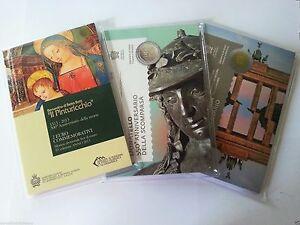 Pochettes plastiques, blisters PVC de protection pour 2 euros SAINT MARIN ( x10)