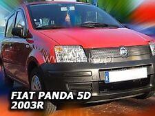 HEKO 02034 Winterblende für Frontgrill FIAT Panda II 5 türig Bj. 09/2003-2013