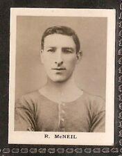 THOMSON-FOOTBALL ERS KF137 (PINNACE TYPE)-#083- CHELSEA - MCNEIL